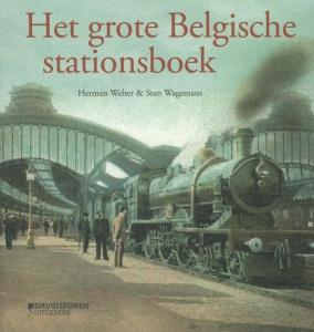 Het grote Belgische stationsboek