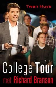College tour met Richard Branson