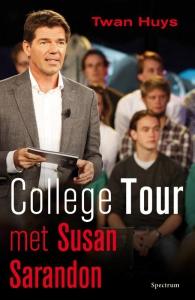 College tour met Susan Sarandon