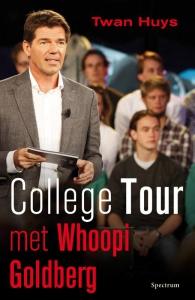 College tour met Whoopi Goldberg