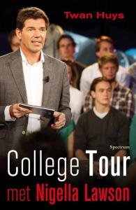 College tour met Nigella Lawson