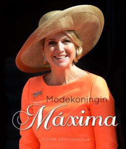 Modekoningin Maxima
