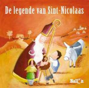 De legende van Sint-Nicolaas