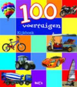 100 voertuigen kijkboek
