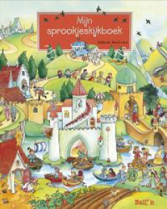 Mein Märchen - Wimmelbuch: Mijn Sprookjeskijkboek