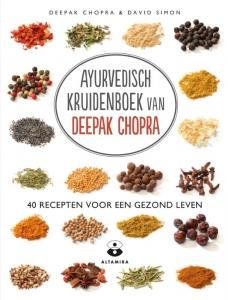 Ayurvedische kruidenboek van Deepak Chopra