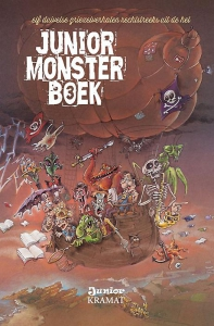 Junior monsterboek