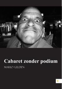 Cabaret zonder podium