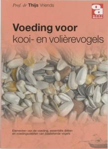 Voeding voor kooi-en volierevogels