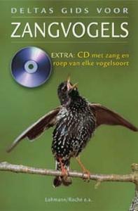 Deltas gids voor zangvogels (met CD)