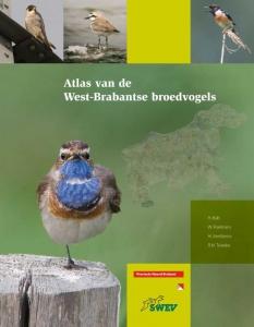 Combi aanbieding Atlas van de West-Brabantse Broedvogels & Vogels houden van Breda