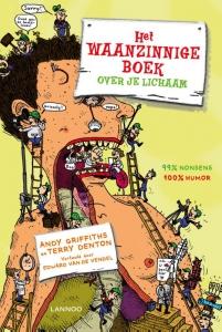 Waanzinnige boek over je lichaam (E-boek - ePub-formaat)