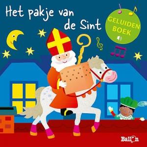 Sinterklaas geluidenboek: Het pakje van de Sint