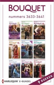 Bouquet e-bundel nummers 3633-3641