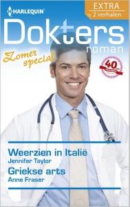Weerzien in Italië; Griekse arts