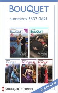 Bouquet e-bundel nummers 3637-3641