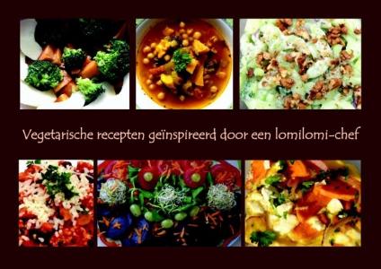 Vegetarische recepten geïnspireerd door een lomilomi-chef