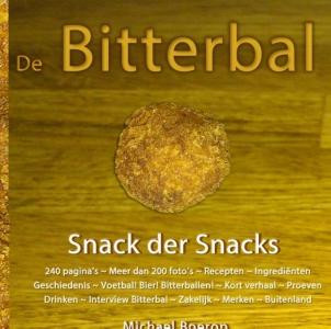 Bitterballen - 244 pagina's - Alles over de Snack der Snacks - De Bitterbal - Recepten, 200+ foto's, geschiedenis, voetbal- en bitterballenlied, etc.