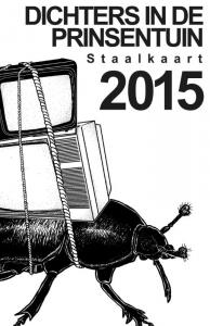 Dichters in de Prinsentuin 2015