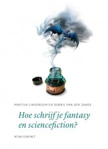 Omslag Hoe schrijf je fantasy en sciencefiction