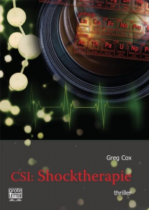 CSI: Shocktherapie - grote letter uitgave