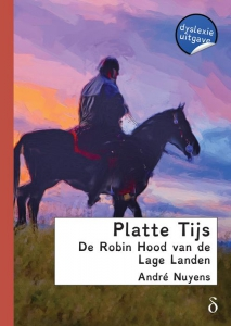 Platte Tijs - dyslexie uitgave