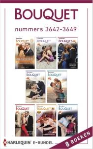 Bouquet e-bundel nummers 3642-3649