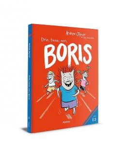 Drie, twee, een, Boris!