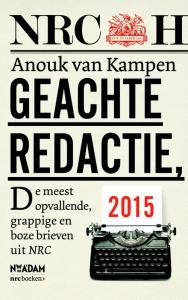Geachte redactie, (editie 2015)