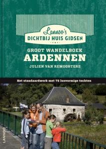 Lannoo's dicht-bij-huisgidsen Groot wandelboek Ardennen