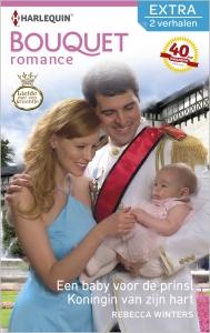 Een baby voor de prins; Koningin van zijn hart