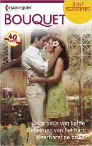 Paradijs van liefde; Geheimen van het hart; Weerbarstige bruid