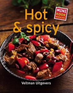 Mini-kookboekje Hot en Spicy