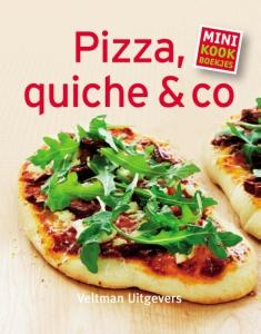Pizza, quiche en co