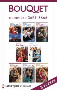 Bouquet e-bundel nummers 3659-3666