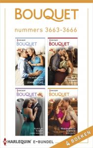 Bouquet e-bundel nummers 3663-3666