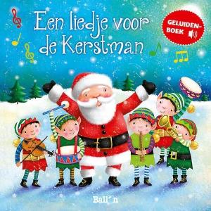 Een liedje voor de kerstman (geluidenboek)