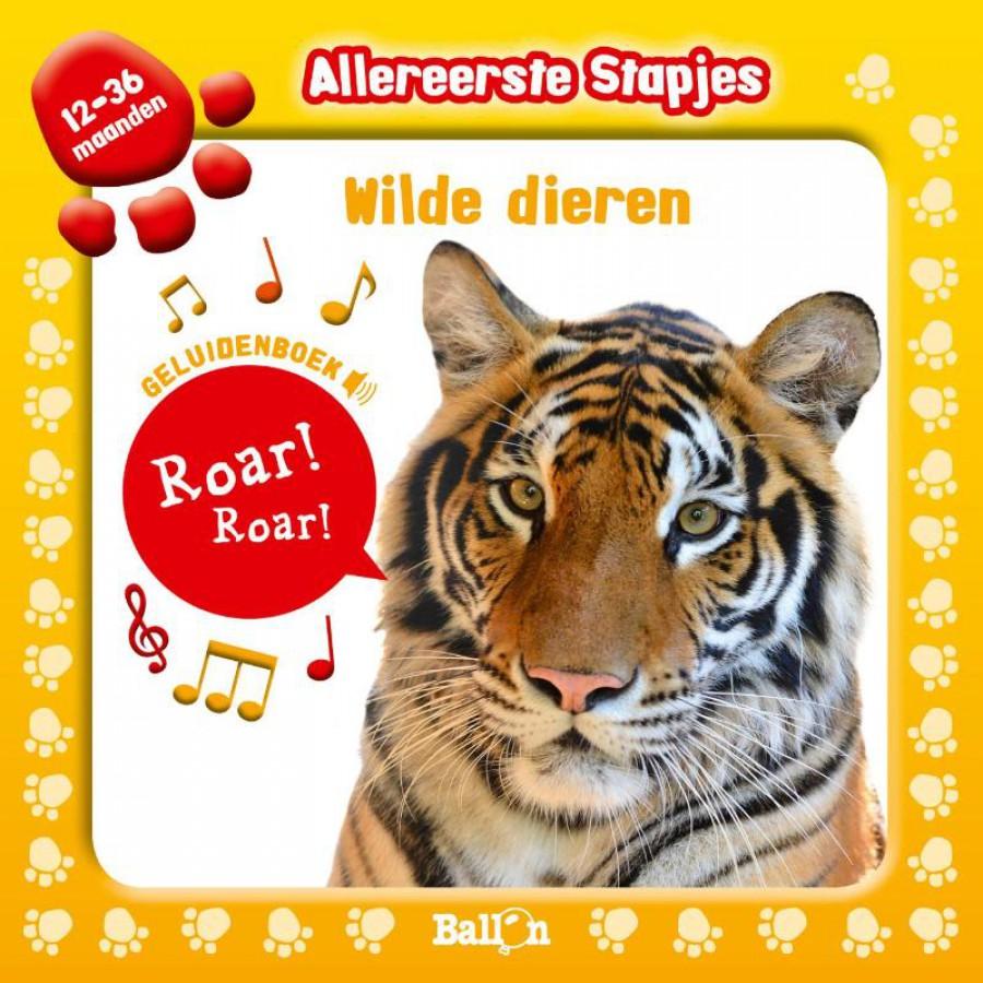 Geluidenboek: Wilde dieren
