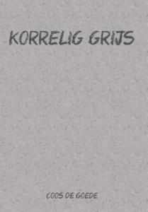 Korrelig grijs