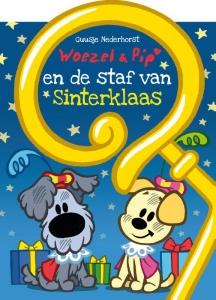 Woezel & Pip en de staf van Sinterklaas