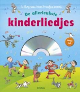 De allerleukste kinderliedjes met CD
