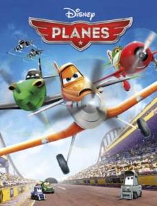 Disney verhalenboek Planes
