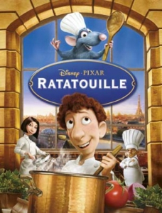Disney verhalenboek Ratatouille