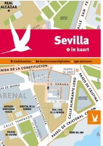 Sevilla in kaart