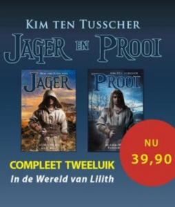 Tweeluik: Jager & Prooi