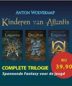 De kinderen van Atlantis trilogie