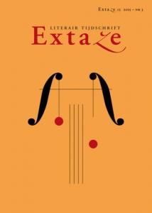 Extaze 15 2015-3 literair tijdschrift