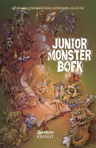 Het Junior Monsterboek 4