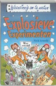 Explosieve experimenten