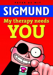 Sigmund - My therapy needs you